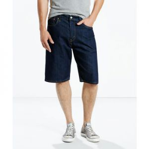Levi's® 569™ Loose Straight Shorts – Homespun Rinse