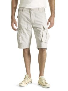 LEVI'S® COVERT CORE Cargo Shorts – Silver Birch
