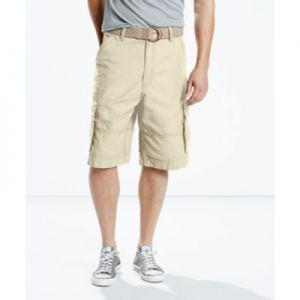 LEVI'S® Squad Belted Cargo Shorts – Eucalyptus