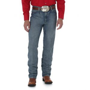 WRANGLER® Cowboy Cut® Slim Fit Jean - Blue Granite