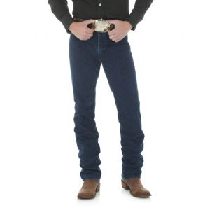 WRANGLER® Cowboy Cut® Slim Fit Jean - Dark Stone