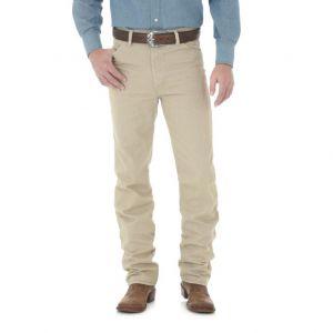 WRANGLER® Cowboy Cut® Slim Fit Jean - Tan