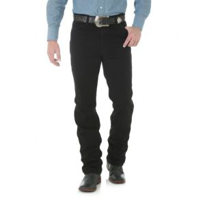 WRANGLER® Cowboy Cut® Slim Fit Jean - Shadow Black