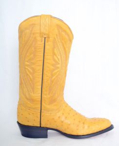 Mens Buttercup Round Toe Cowboy Boots