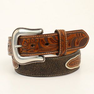 """Nocona Western 1 1/2"""" Mossy Oak Belt"""