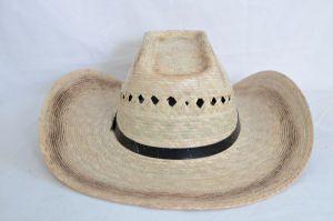 Dustin Palm Straw Ventilated Cowboy Hat