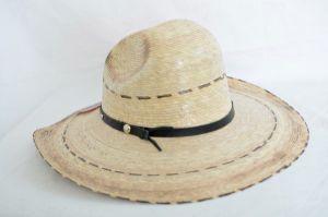 Dustin Palm Straw Gus Cowboy Hat