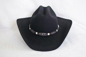 Stetson 6X Socorro Black Cowboy Hat
