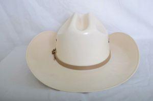 Dustin Limited Edition 100X Ivory Palm Cowboy Hat