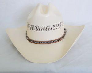 Laredo 100X Ivory Palm Cowboy Hat